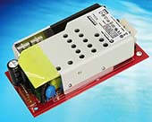GlobTek's range of GTM96700-BWWVV-F 40-70W open frame power supplies offer an industrial grade version with up to 277Vac(RMS)/ 305Vac(peak) nominal rated input. The industrial version is special order,...